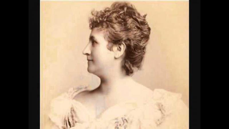 Teresa Carreño - La cesta de flores