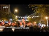 Палестинцы в Афинах протестуют против Трампа
