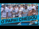 Imagens exclusivas da chegada do Tricampeão da América em Porto Alegre l GrêmioTV