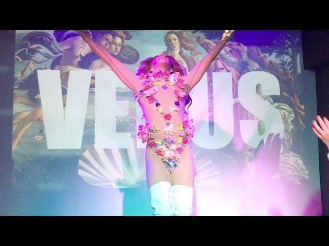 Aquaria performs Artpop and Venus as Lady Gaga @ Rise Bar