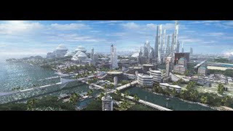The World In 2050. BBC. Мир в 2050 году. Будущее земли. Документальный фильм 2017.