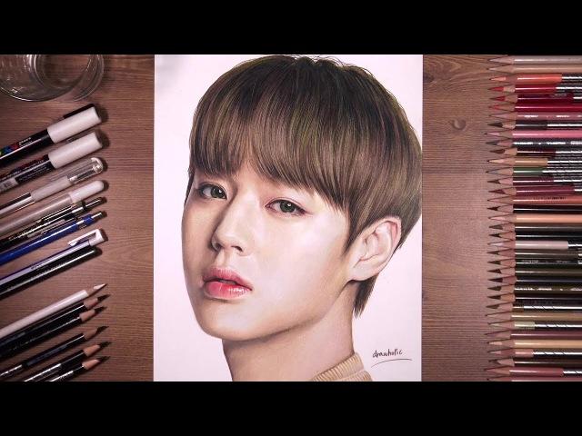 워너원 Wanna One: 박지훈 Park Ji Hoon | drawholic