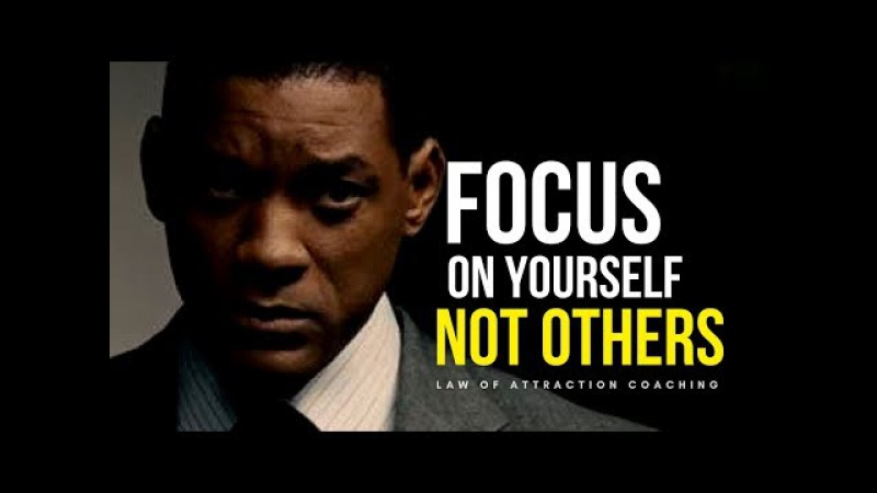 Focus On Yourself And Not Others? (One of the Best Speeches Ever) vk.com/topnotchenglish