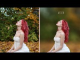 Easy Way to Blur background in Photoshop