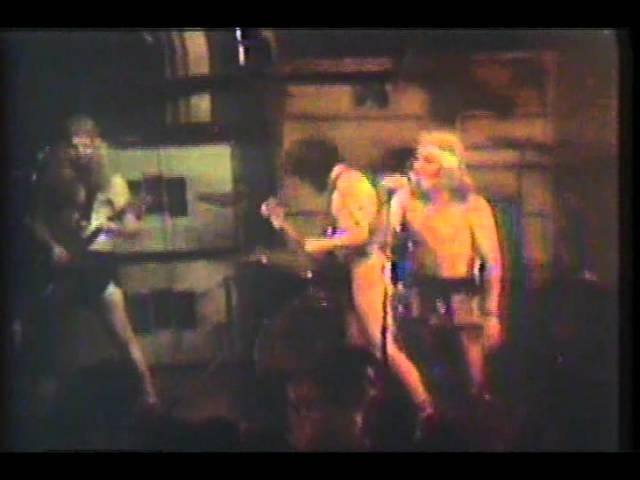 Nig-Heist - Live in Richmond, VA April 9th (1984)