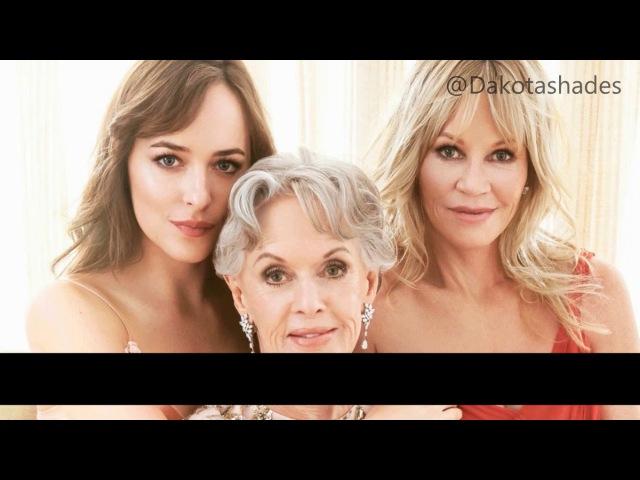 [Legendado] Dakota Johnson, Melanie Griffith e Tippi Hedren - Áudio NPR (Parte ll)