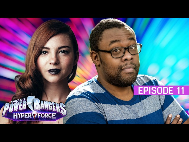 Power Rangers HyperForce | A Ranger in King Arthur's Court - Featuring Allie Gonino [1x11]