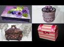 13 идей как сделать шкатулки из разных материалов Шкатулка своими руками