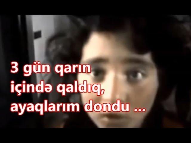 Çingiz Mustafayev | Xocalıdan qaçmış uşağlardan müsahibə ...