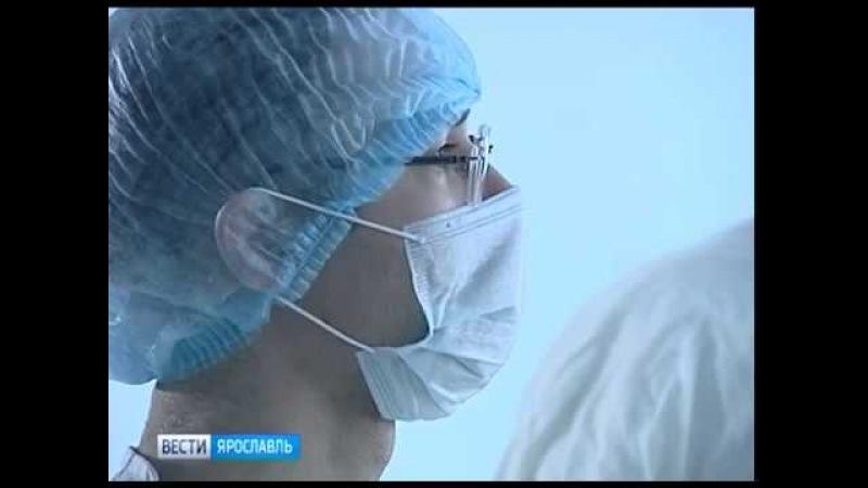 Ярославские хирурги провели уникальную гибридную операцию по удалению раковой опухоли желудка