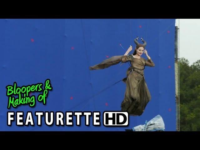 Maleficent (2014) Featurette - On the Battlefield