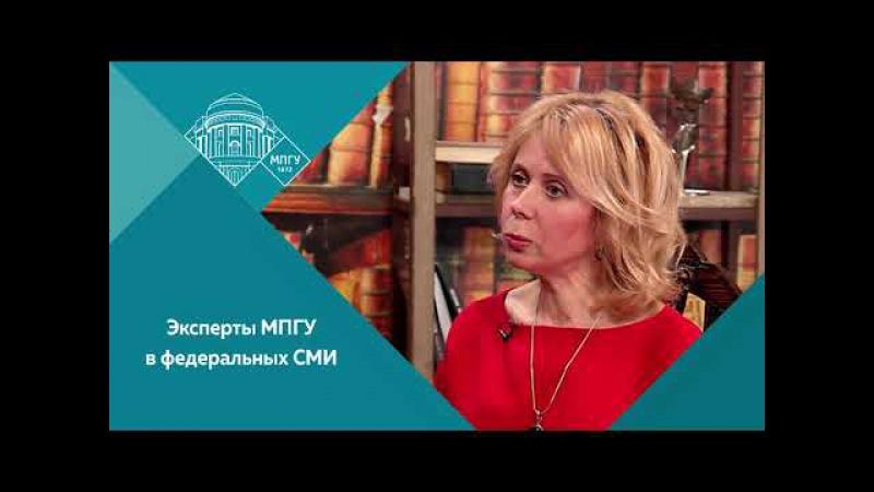 Профессор МПГУ Н.П.Таньшина на радио Комсомольская правда об Анне Болейн