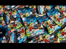 LEGO минифигурки Бэтмен вторая серия 2018