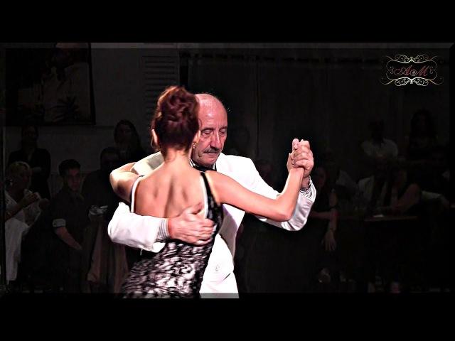 Asi baila milonguero experto Horacio Prestamo y Silvana Anfossi