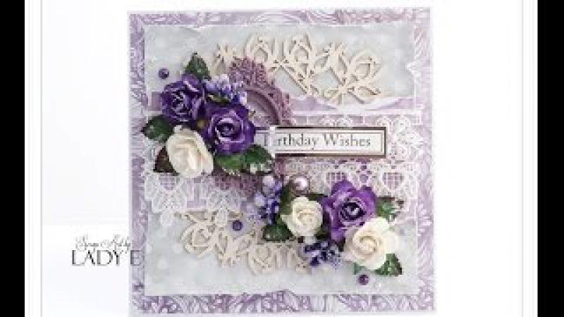 Birthday Card Tutorial - Wild Orchid Crafts