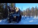 Дороги севера. Урал069 Юра. Russian OFF Road MONSTER truck