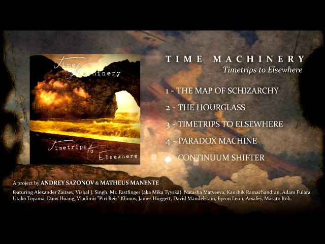 Time Machinery - Continuum Shifter