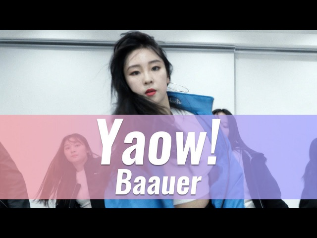 Baauer -Yaow! (Choreography) By Ye Seul