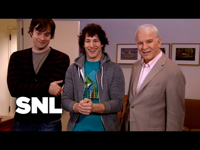 SNL Digital Short: Laser Cats 4 - Saturday Night Live