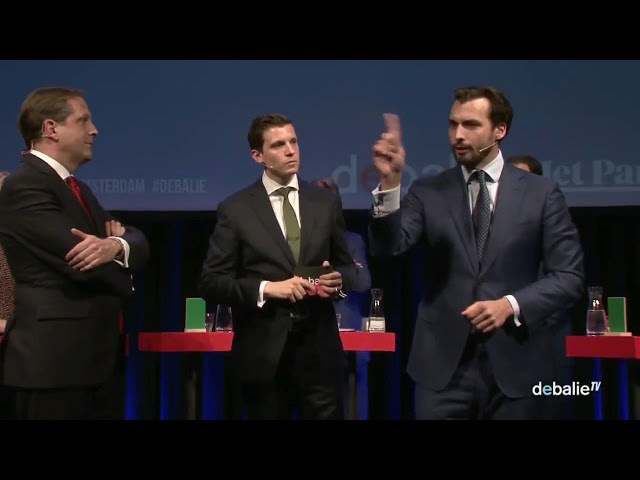 Thierry Baudet, Pim Fortuyn en de demoniseerterreur van 'progressief' links - YouTube