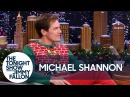 Michael Shannon Shares Why Eggnog Is Redundant and Croons His Fave Christmas Jams