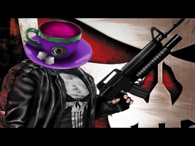 The Punisher. 1 Наркопритон. Как набрать 100 000 очков.