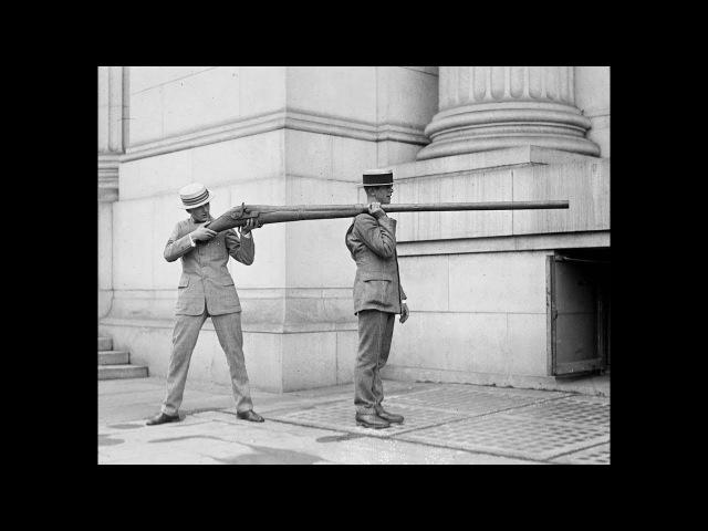 Странности в истории развития оружия. Часть 1.