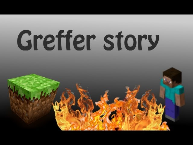 Блогер GConstr заценил! GRIEFER STORY.. История одного грифера... От AdamsonShow