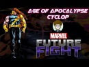Age of Apocalypse Cyclop GameplayWB, Story 11-1, WBI, Timeline Marvel Future