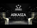 Glitch Hop Arkasia - Fire on ice Heavy Artillery Recordings