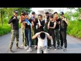 Action Movie Nerf War - Team SWAT Nerf Guns and Journey of Destruction The Unit Team Soldier