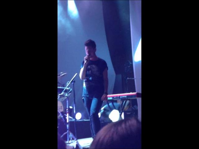 Bastille- Blame (Live Bristol Colston Hall 7 October 2013)