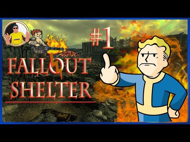 Fallout Shelter 1Сумасшедшее 101 убежище
