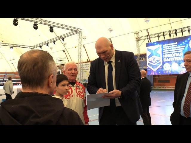 Стойкость, мужество и сила воли: в Петербурге завершился юношеский турнир по боксу. ФАН-ТВ