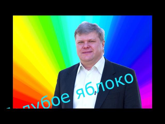 Голубое Яблоко: зачем Сергей Митрохин клеит школьников?