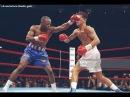 Бокс. Артуро Гатти - Трейси Паттерсон 2 бой реваншком. Гендлин Arturo Gatti vs Tracy Patterson II