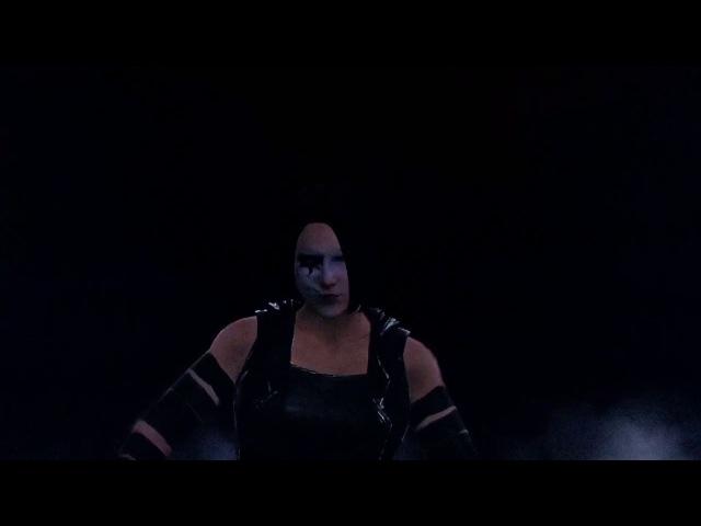 "WWE 2K16: Angelina ""DEMON"" West (PS3)"