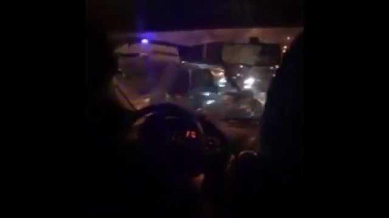 Четыре человека погибли Страшная авария в Челябинске