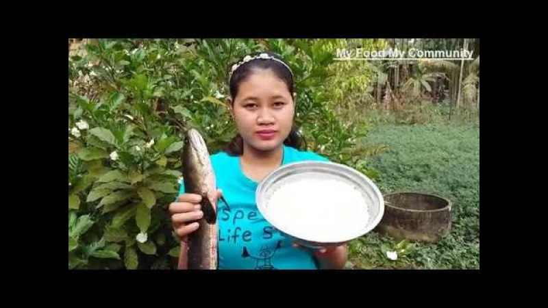 Awesome Cooking Fish Porridge Delicious Recipes - Cook Fish Recipes - Village food factory