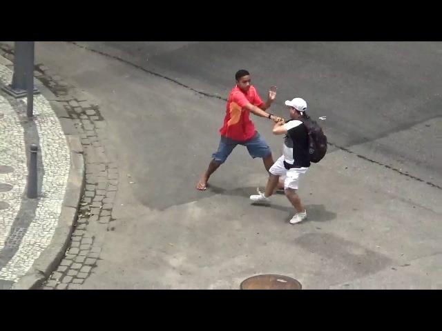 Turista humilhado- Rio de Nojeira