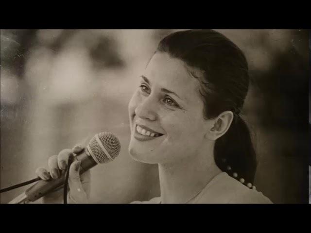 Уникальная запись Валентина Толкунова в передаче Поговори со мною, песня 1976 год