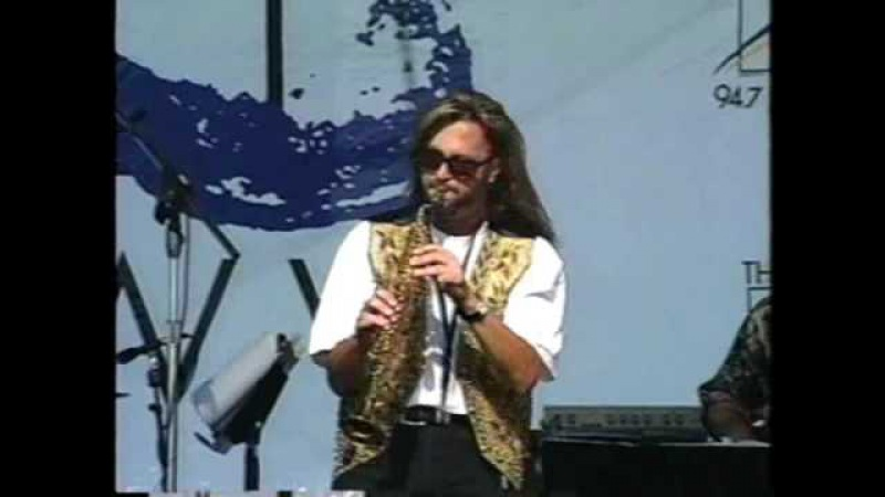 Soprano Saxophone - Smooth Jazz - Loves Gift from the Greg Vail Band - 1995