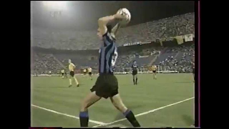 UEFA Cup 19861987 - Inter vs. AEK (20)