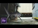 Вставка анимированного 3D объекта в видео при помощи After Effects