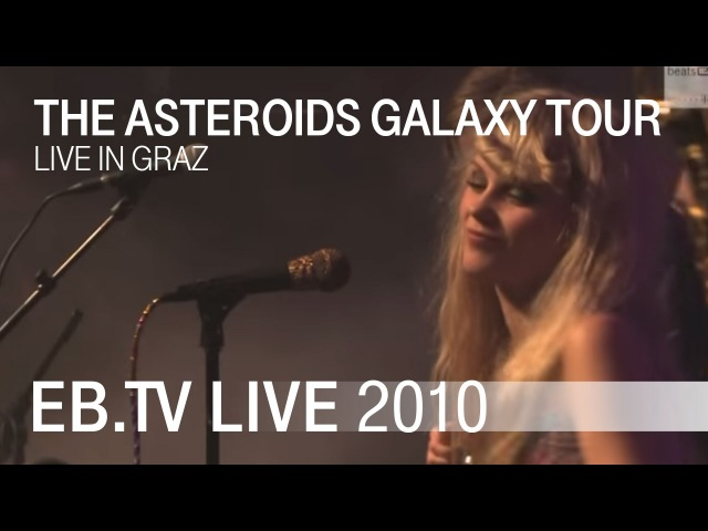 The Asteroids Galaxy Tour Zombies live in Graz 2010