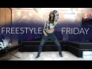 Freestyle Friday Seven Amymarie