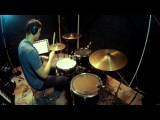 paradiddle groove accents