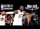 NBA 360 | NBA All-Star 2018 #NBANews #NBA #NBAAllStar #NBAAllStar2018