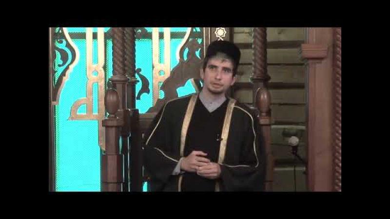 Алмаз хазрат 29 12 2017 в мечети Казан Нуры читал пятничную проповедь Новый год