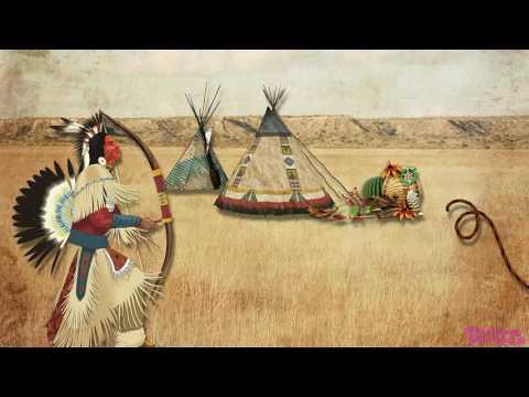 Песенка про настоящего индейца. Эх, трава травушка...